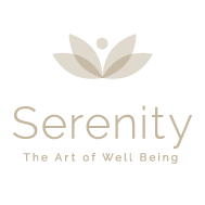 Serenity Spa The Art of Well Being logo