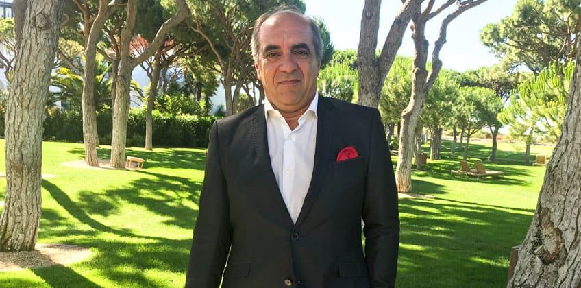 Jaime Morais Sarmento, Diretor de Recursos Humanos da UIP