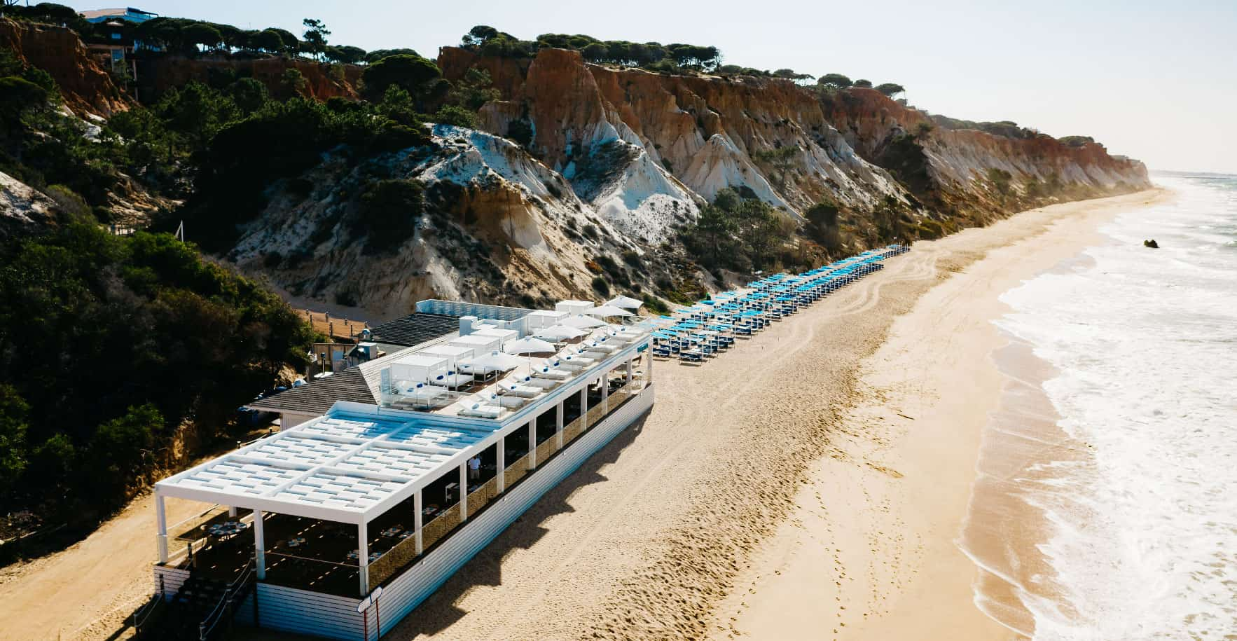 Praia Falesia Albufeira Algarve